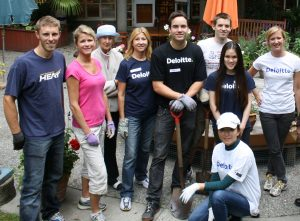 Read more about the article Impact Day – Team Deloittee