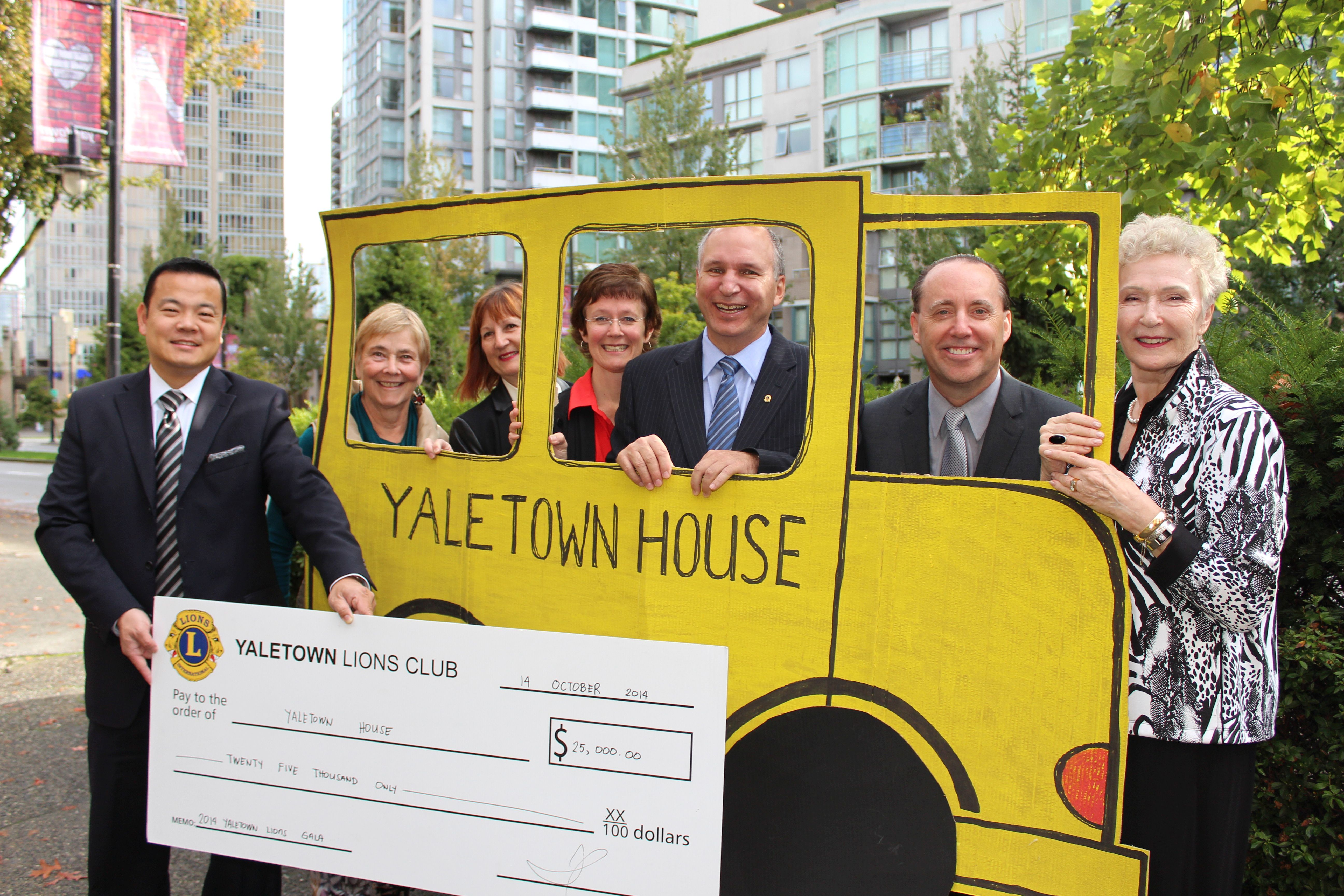Another ROARING success for the Yaletown Lions Club