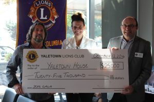 Yaletown Lions Club does it again!
