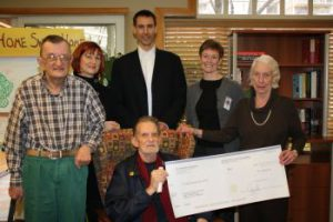 Radcliffe Foundation donates $50,000
