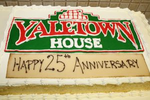 Yaletown  House at 25!