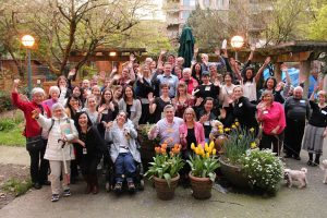 2582 hours and counting, Yaletown House Celebrates our Volunteers